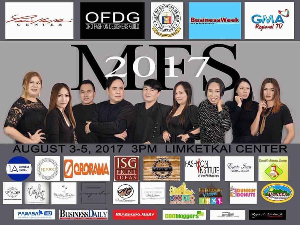 Mindanao Fashion Summit 2017