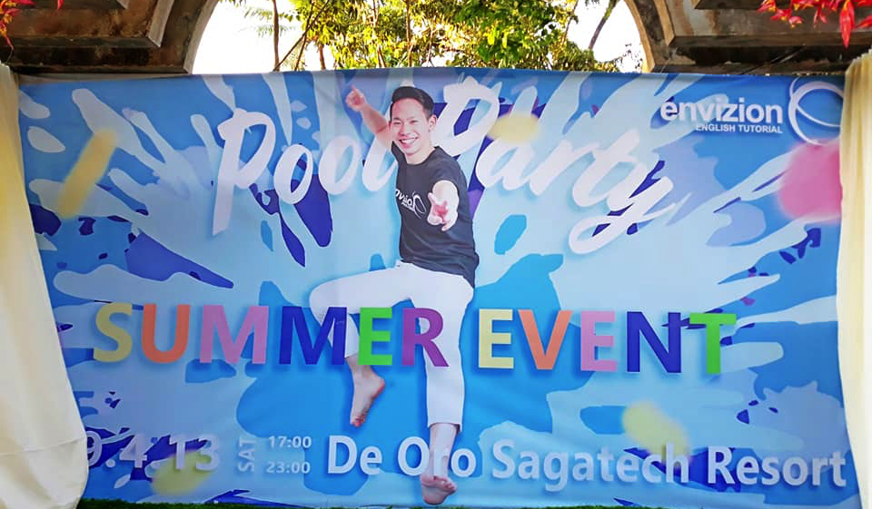 Cagayan de Oro's Envizion PH Celebrates Summer